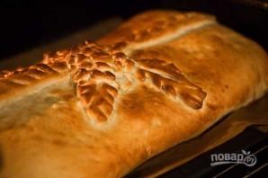 Тесто для мясного пирога - фото шаг 11