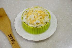 Салат из киноа с тунцом - фото шаг 9