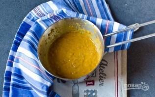 Паста с кремом из болгарского перца - фото шаг 4