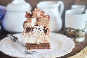 """Шоколадное пирожное """"Янчи"""" - фото шаг 15"""