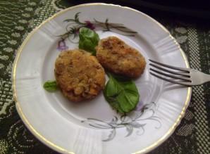 Вегетарианские котлеты из фасоли - фото шаг 6