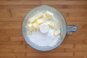 Печенье с белым шоколадом - фото шаг 3
