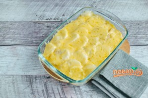 Запеченная картошка с сыром чеддер - фото шаг 6