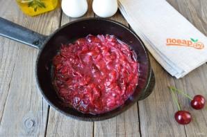 Филе индейки под вишневым соусом - фото шаг 5
