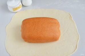 Праздничный хлеб - фото шаг 15