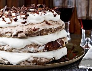 Торт безе - фото шаг 11