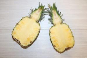 Фаршированные ананасы - фото шаг 8