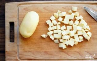 Грибной суп-пюре из сушеных грибов - фото шаг 4