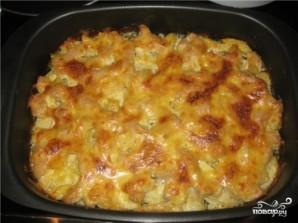 Куриное филе, запеченное с картофелем - фото шаг 6
