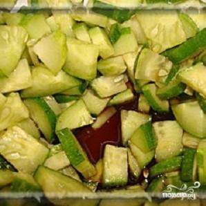 """Китайский салат """"Шаньдун"""" - фото шаг 1"""