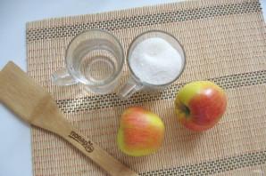 Яблочный сорбет - фото шаг 1