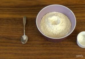 Простое творожное печенье - фото шаг 1