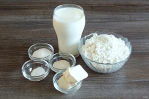 Масляный хлеб - фото шаг 1