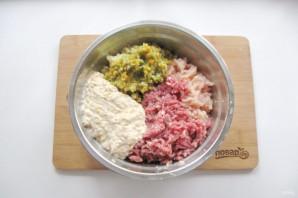 Мясные котлеты с овощами - фото шаг 7