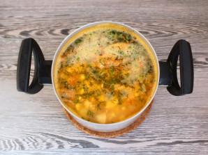 Суп из чечевицы с цветной капустой - фото шаг 11