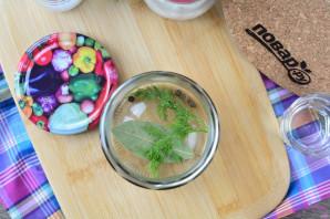 Огурцы с семенами горчицы - фото шаг 2