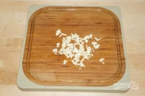 Ароматная закуска из помидоров - фото шаг 2