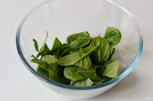Салат из нута и свеклы - фото шаг 3