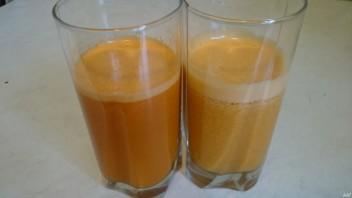 Морковно-картофельный сок - фото шаг 4