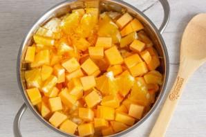 Сок из тыквы с апельсином - фото шаг 4