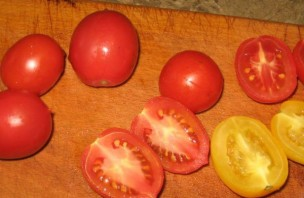 Итальянский салат с куриной грудкой - фото шаг 4