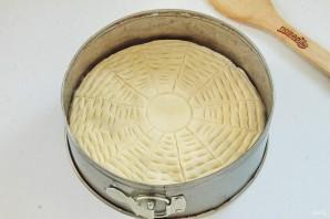 Пирог с фаршем на сметанном тесте - фото шаг 13