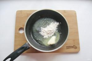 Белый соус - фото шаг 3