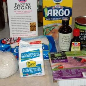Пирог с кокосовым кремом - фото шаг 1