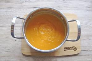 Суп из тыквы с беконом - фото шаг 9