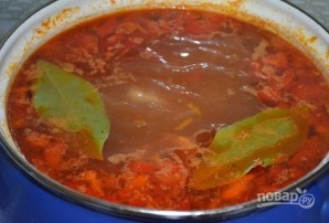 Картофельный суп со свининой - фото шаг 8