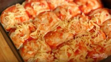 Фокачча с сыром - фото шаг 6