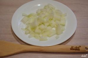 Солянка с курицей и колбасой - фото шаг 1