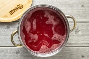 Мед из арбуза - фото шаг 5