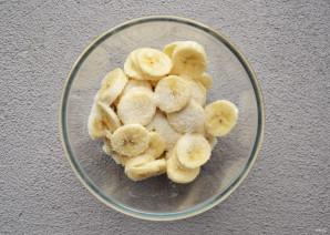 Вареники с бананом - фото шаг 3