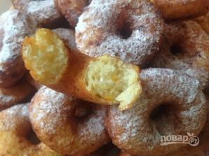 Апельсиновые пончики - фото шаг 11