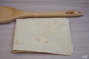 Закуска из лаваша с сыром - фото шаг 1