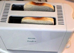 Сэндвич с грибами - фото шаг 8