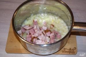 Курица в сливочном соусе с беконом - фото шаг 3