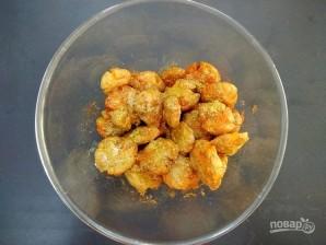 Молодая картошка во фритюре - фото шаг 8