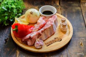 Свиные ребрышки по-корейски - фото шаг 1