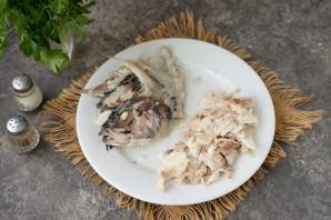 Уха из сибаса - фото шаг 4