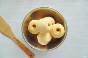 Карамельное варенье из яблок - фото шаг 3