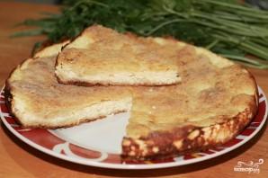 Пирог с брынзой - фото шаг 9