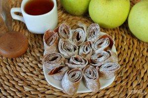 Пастила из яблок в сушилке - фото шаг 9