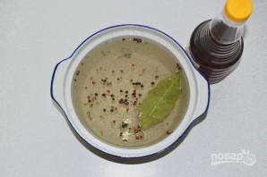 Скумбрия в горячем маринаде - фото шаг 5