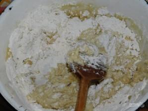 Слоеные сырные булочки - фото шаг 2
