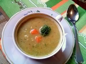 Суп из брокколи диетический - фото шаг 4