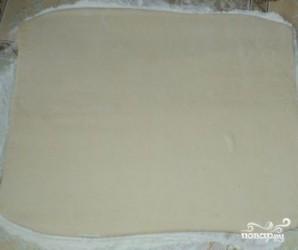 Слоеный сырный пирог - фото шаг 3