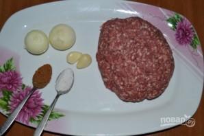 Люля-кебаб в духовке из баранины - фото шаг 2