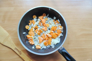 Гороховый суп с яблоками - фото шаг 3
